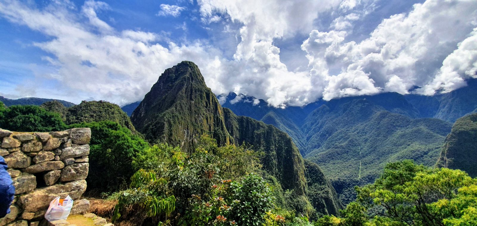 Photo of View from Macchu Pichu
